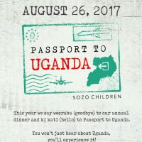 Passport to Uganda